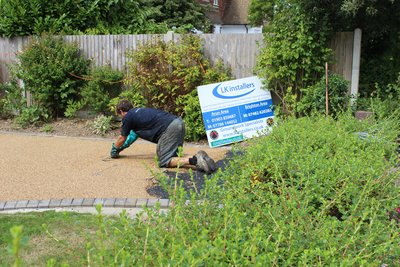 resin bound driveway 8 ruston park rustington sussex BN16 2AB 8